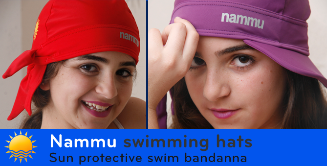 protect your head from sun while swimming Archives - Nammu Swimming Hats da6456ecf07