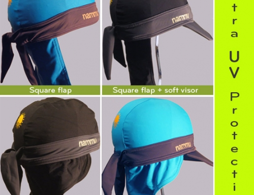 New hats design: Extra UV Protection