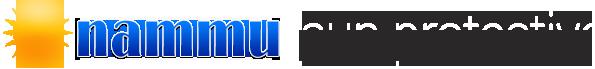 Nammu Swimming Hats Logo